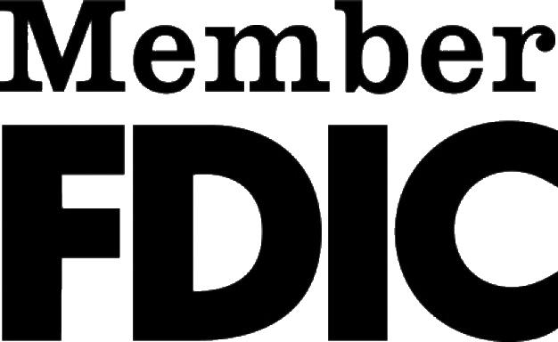 Member Federal Deposit Insurance Corporation Logo