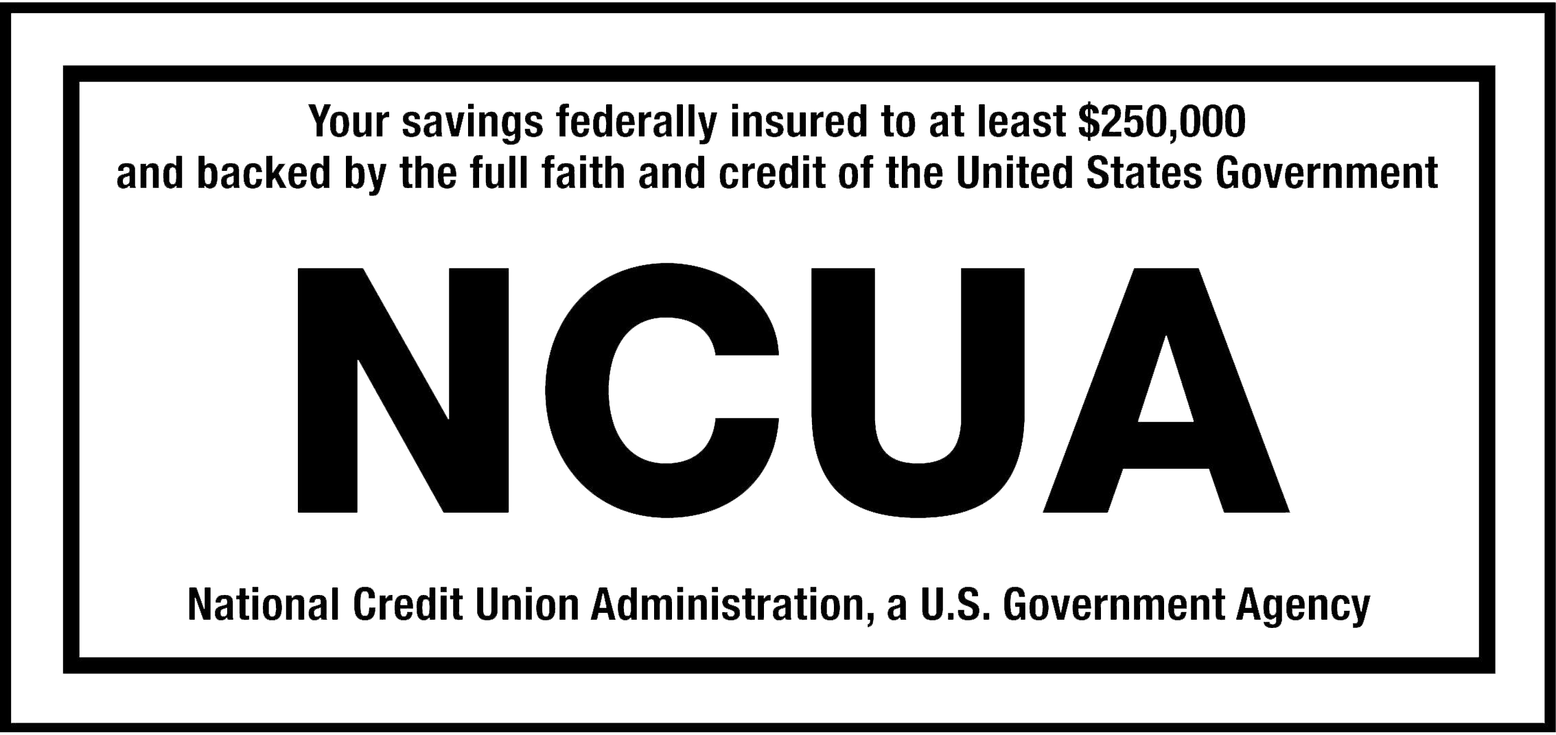 National Credit Union Association Logo